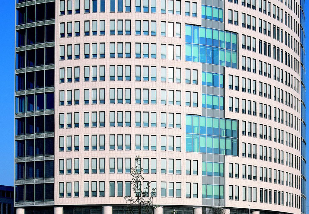 abc-Tower, Köln Büro, Verwaltung