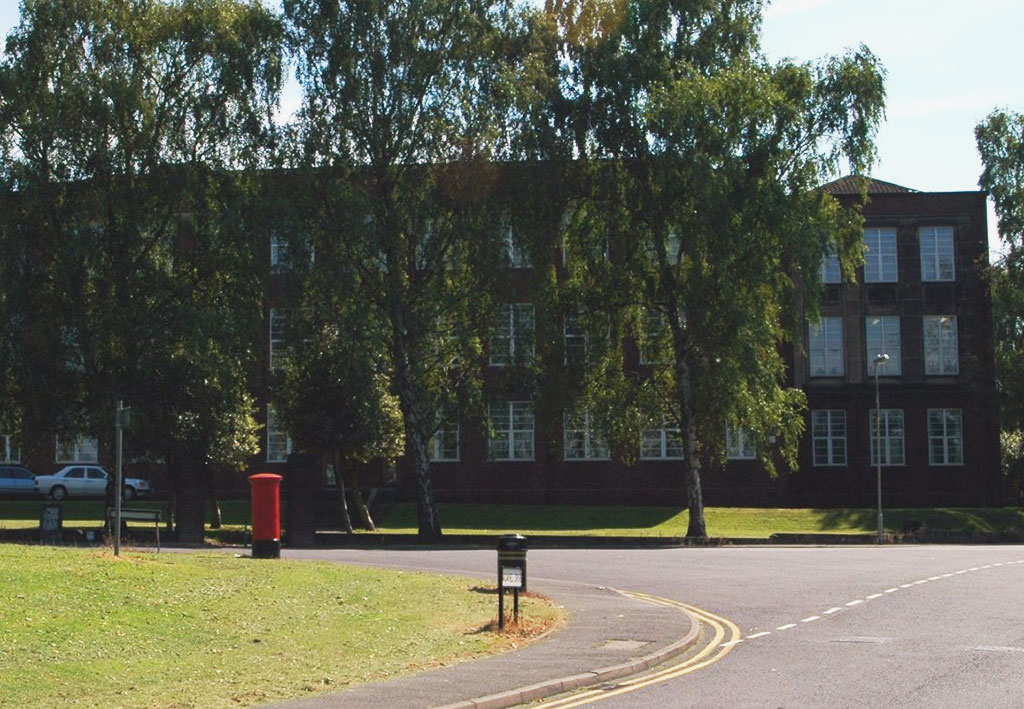 Dudley College England