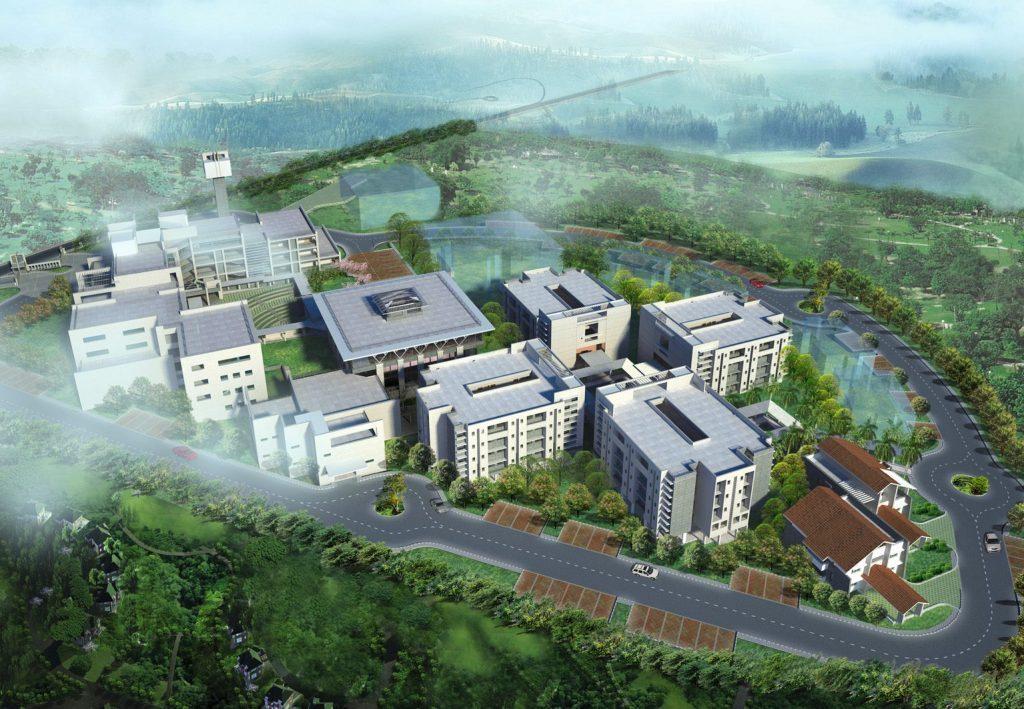 Asian Business School, Kerela, Indien