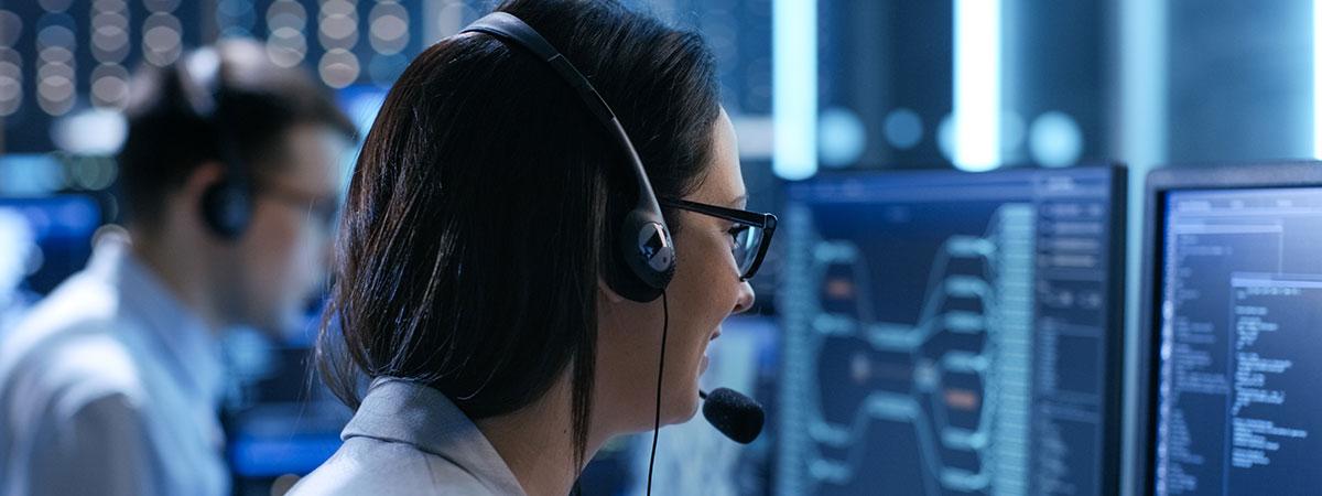 Kontakt Support Header