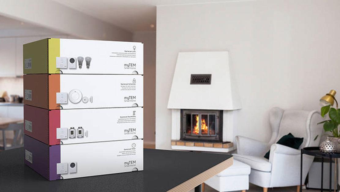 Startersets myTEM Smart Home